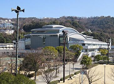 広島市東区スポーツセンター