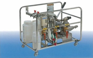 シバウラ非常用浄水装置 SMG13EB「新のむぞうくん」